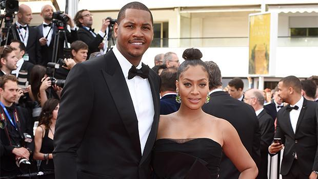 La La Anthony Shares Sweet Tribute To Ex Carmelo After He Signs To Portland Trailblazers: He's 'A Great One'