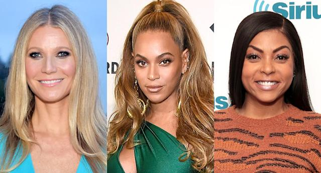Who is the mystery actress that bit Beyoncé? (Photo: Getty Images)