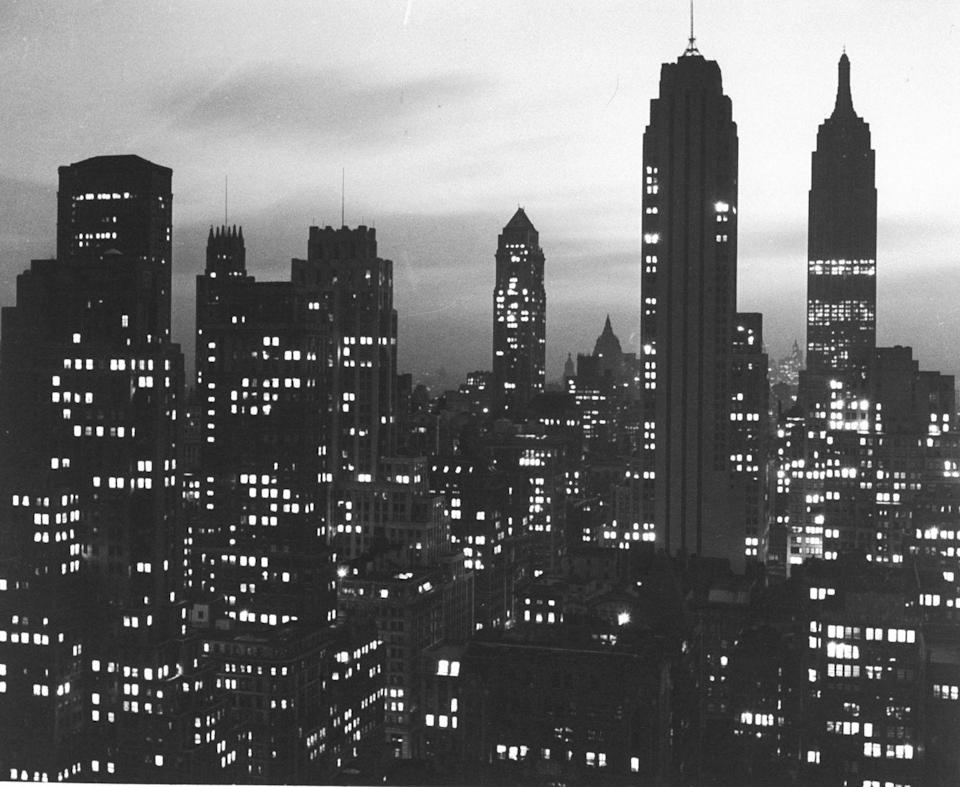 Photo credit: Andreas Feininger - Getty Images