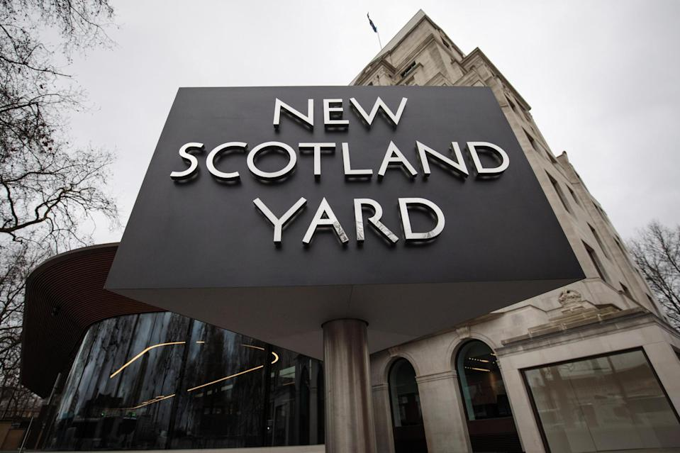 <p>Scotland Yard have announced a man has been charged with a murder in Enfield</p> (Getty Images)