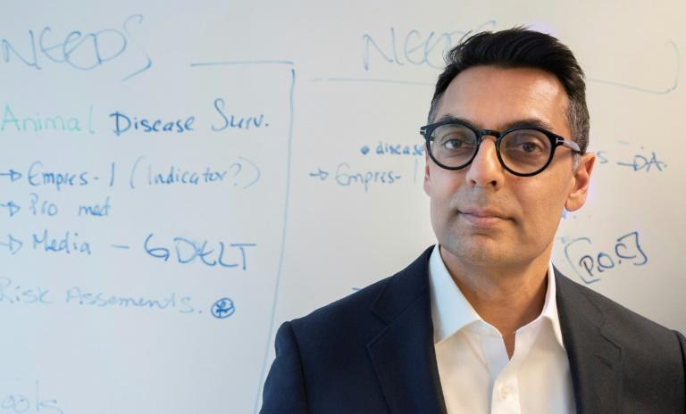 Epidemiologist Kamran Khan is the founder and chief executive of Toronto-based BlueDot, which detected some of the earliest indications of the COVID-19 outbreak