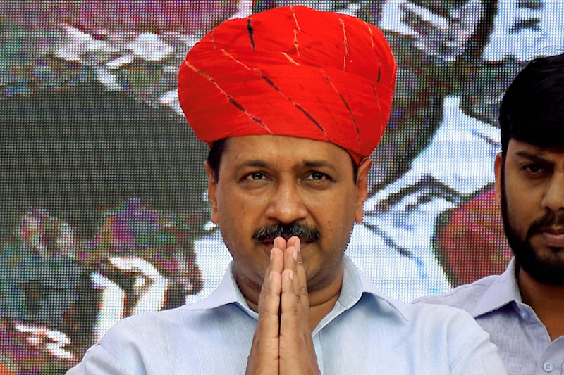 Delhi Election Results 2020: Will Arvind Kejriwal Wear Delhi Crown for 3rd Time? Counting to Begin at 8am