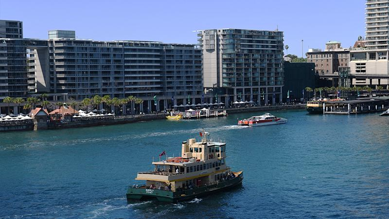 A woman's body's was found found floating in the Sydney Harbour on Tuesday. Source: AAP