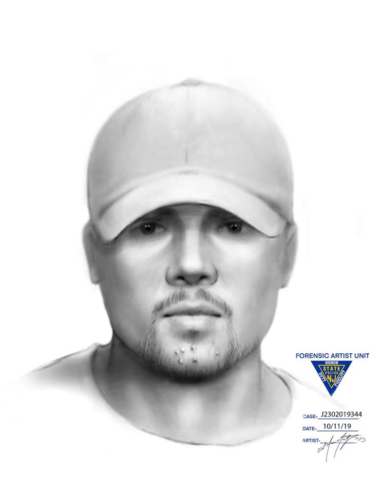 Authorities have released a composite sketch of a man they believe has helpful information regarding missing 5-year-old Maria Dulce Alavez | Photo Courtesy of Cumberland County, N.J. Prosecutor's Office