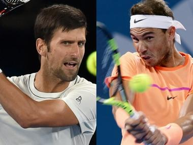Australian Open 2018: Roger Federer says he is old to be favourite ahead of Rafael Nadal, Novak Djokovic