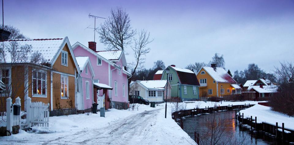 Trosa, Sweden, Europe. (Photo by: Luca Picciau/REDA&CO/Universal Images Group via Getty Images)
