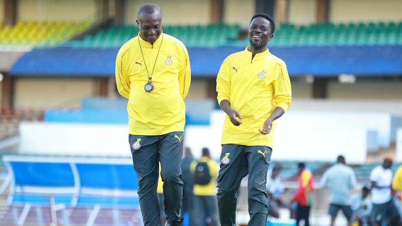 Ghana must not play defensive game against Ethiopia in Afcon qualifier, says Sarpong