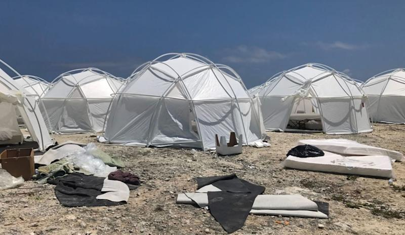 Fyre Festival founder Billy McFarland is facing a multimillion-dollar class action lawsuit from ticket-holders. (Photo: Consequence of Sound)