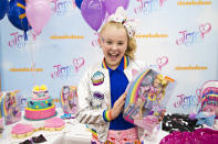 <p>Proving the unstoppable power of the YouTube vlogger, JoJo Siwa is one of the most searched-for people of the year. After finding fame on US hit 'Dance Moms', the teen has gone on to launch collaborations with the likes of Claire's Accessorises. <em>[Photo: Getty]</em> </p>