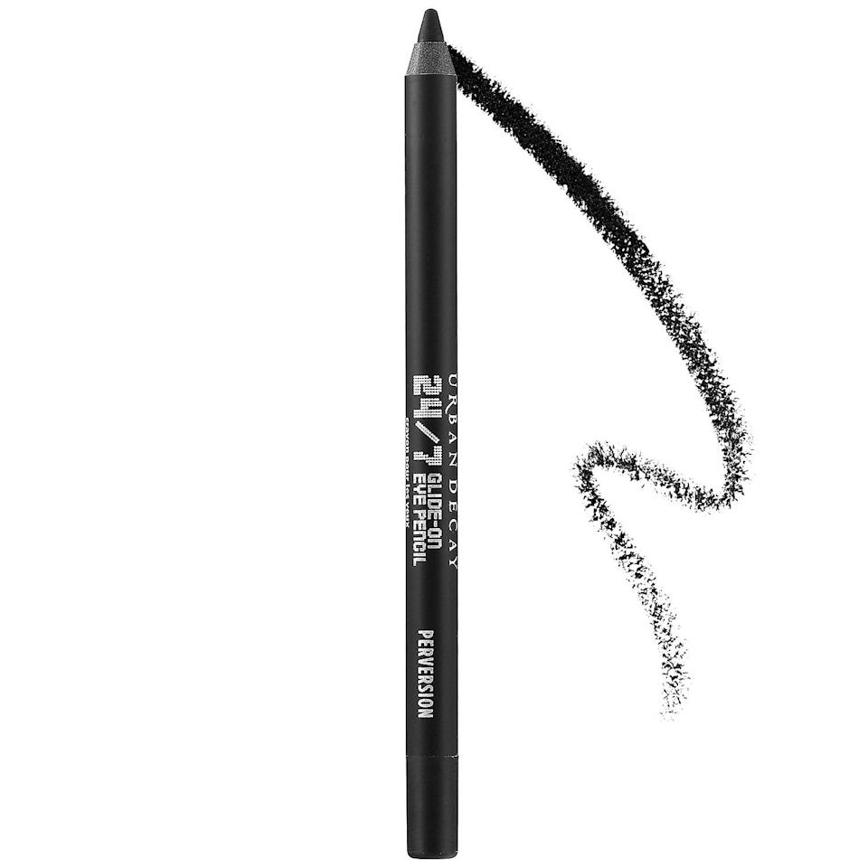 <p>Accentuate eyes with this bestselling <span>Urban Decay 24/7 Glide-On Eye Pencil</span> ($22), coming in a rainbow of colors. All 30 waterproof shades go on creamy but also last through humid days and nights, and hydrating oils treat skin nicely at the same time.</p>