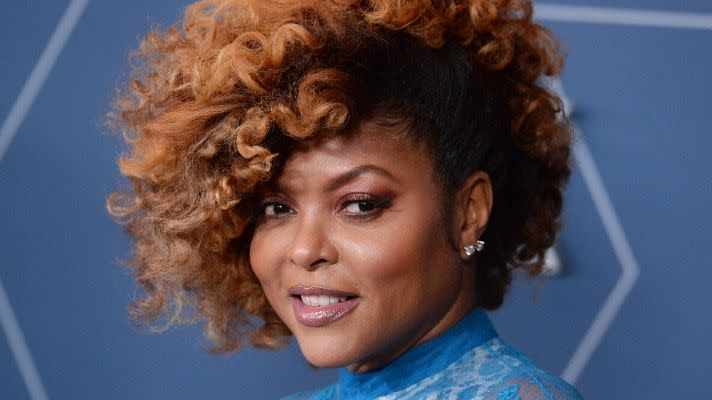 Taraji P. Henson Launched a Haircare Brand Inspired by Her Own Hair Struggles