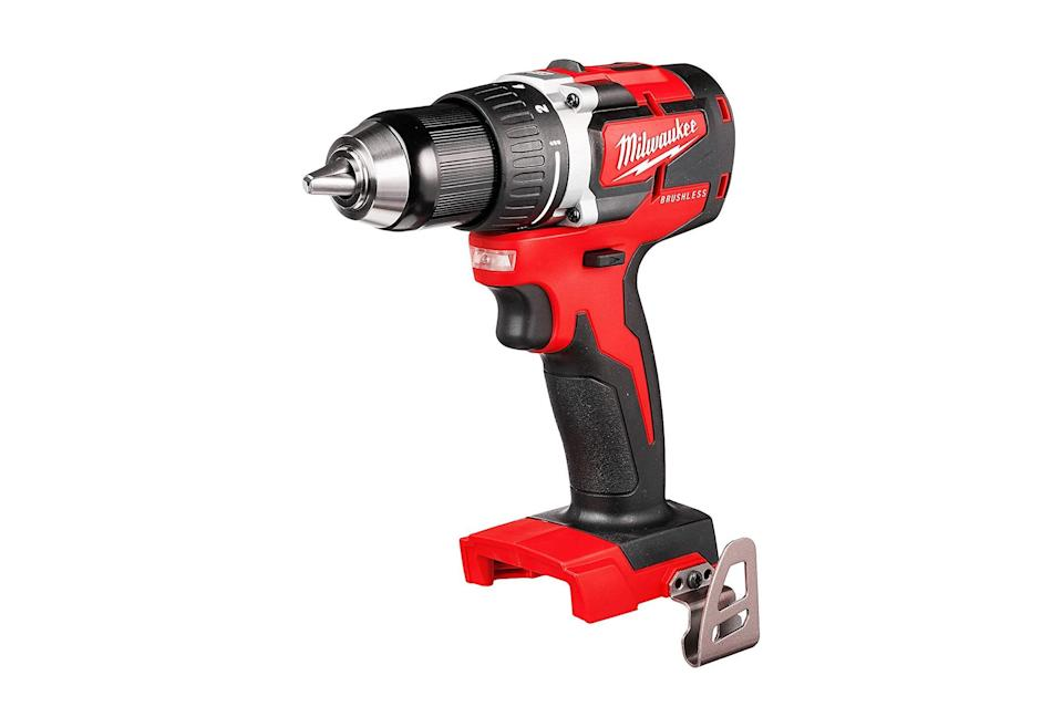 "$104, Amazon. <a href=""https://www.amazon.com/Milwaukee-Lithium-Ion-Brushless-Tool-Only-2801-20/dp/B07HMFXHH5/ref=sxin_9_ac_d_rm"" rel=""nofollow noopener"" target=""_blank"" data-ylk=""slk:Get it now!"" class=""link rapid-noclick-resp"">Get it now!</a>"
