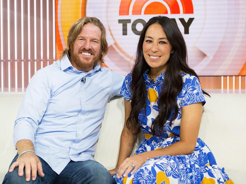Chip And Joanna Gaines Announce 39 Fixer Upper 39 Is Ending