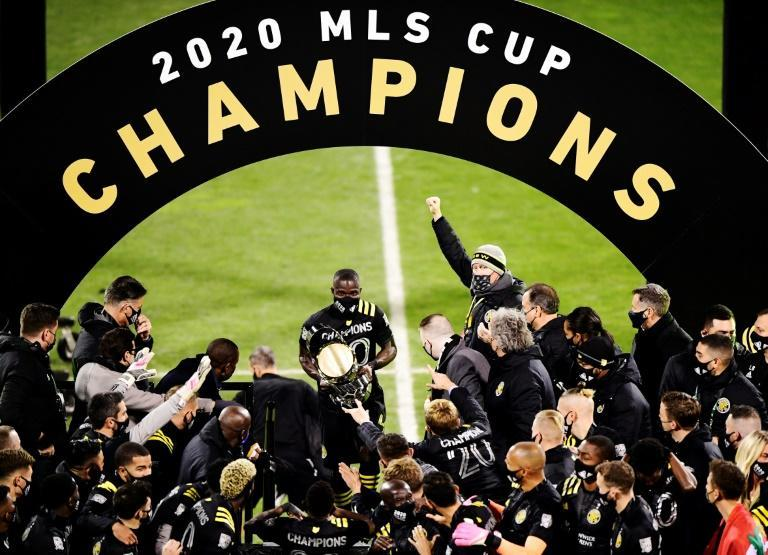 Columbus Crew are the defending MLS Cup champions when the 2021 season kicks off