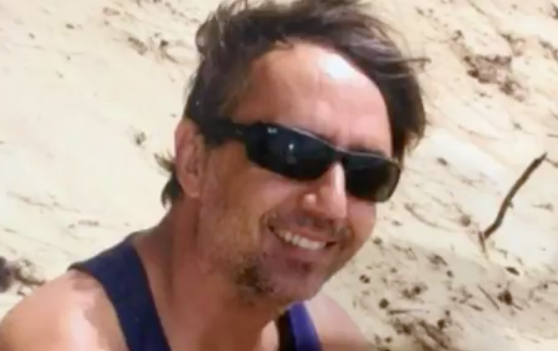 Dave Murphy was killed on Saturday evening. Source: Nine News