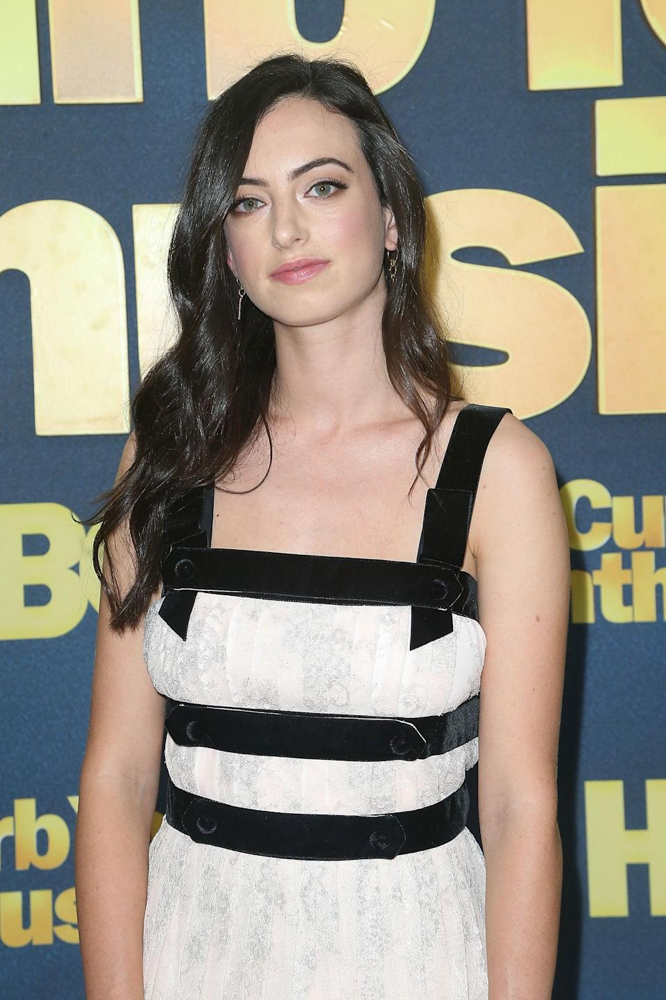 """<p>Also like her dad, <a href=""""http://www.latimes.com/entertainment-arts/books/story/2020-11-11/cazzie-david-essayist-on-no-one-asked-for-this-pete-davidson-nepotism"""" class=""""link rapid-noclick-resp"""" rel=""""nofollow noopener"""" target=""""_blank"""" data-ylk=""""slk:Cazzie is highly neurotic and constantly anxious"""">Cazzie is highly neurotic and constantly anxious</a>, which is a problem that's plagued Cazzie her whole life. """"I give people this anxiety test as a joke, because anxiety has become such a trend, and it deeply annoys me,"""" she explained to the <strong>Los Angeles Times</strong>. """"I ask them if they had anxiety when Clinton or Obama was president. Have you taken a nap in the last two years? Do you like roller coasters? Do you like scary movies? There's a difference between having stress and having an anxiety disorder, and that's never feeling safe or comfortable or like the rug is gonna be pulled out from under you at any second.""""</p>"""