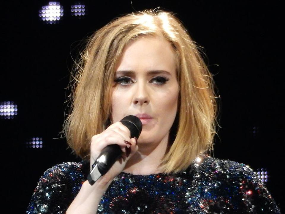 "Sängerin Adele arbeitet an neuer Musik mit ""anderem Sound"". (Bild: 2016 Famous/ACE Pictures/ImageCollect)"
