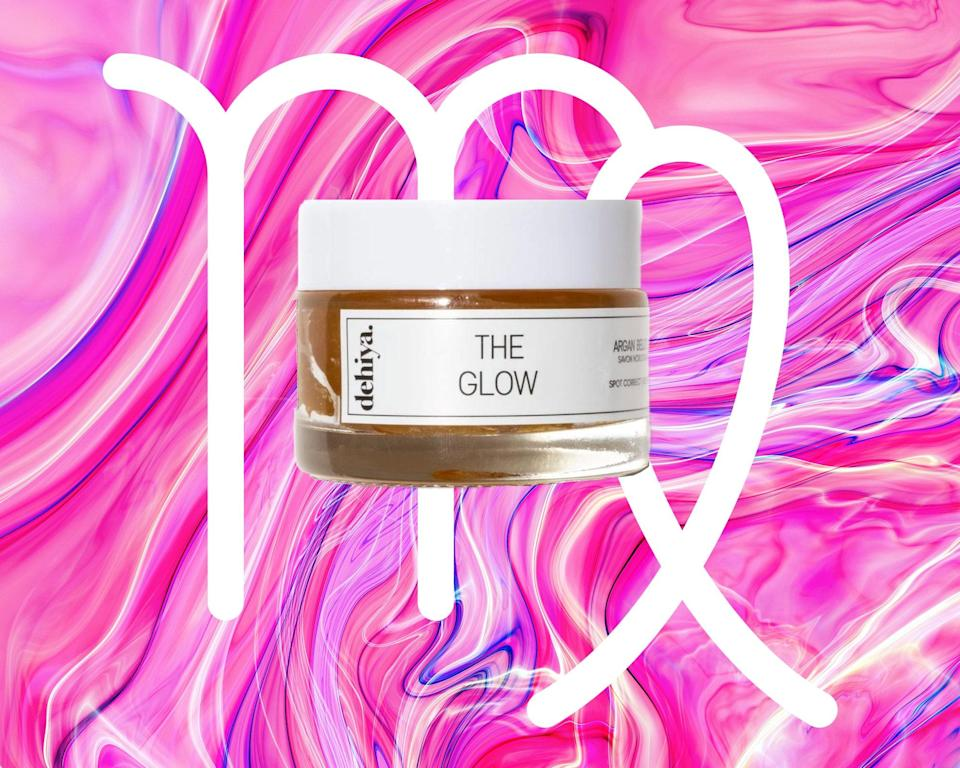 """<h1 class=""""title"""">July Virgo Horoscope - Dehiya Beauty The Glow</h1> <cite class=""""credit"""">Courtesy of brand / Allure: Rosemary Donahue</cite>"""