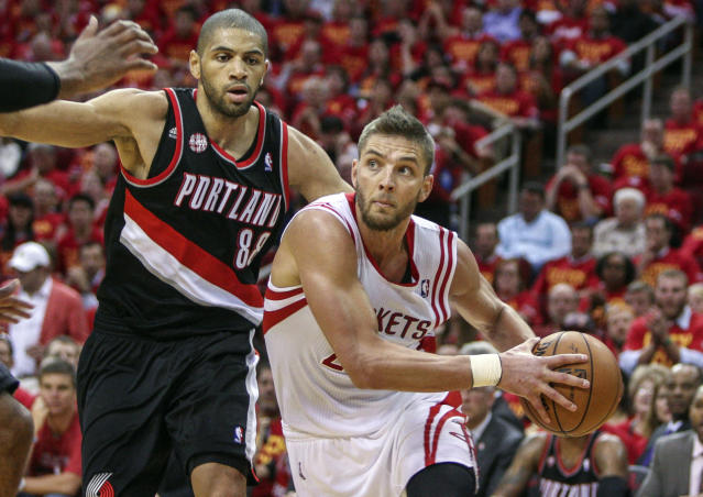 Sources: Mavericks delivers sign-and-trade Chandler Parsons offer sheet to Rockets