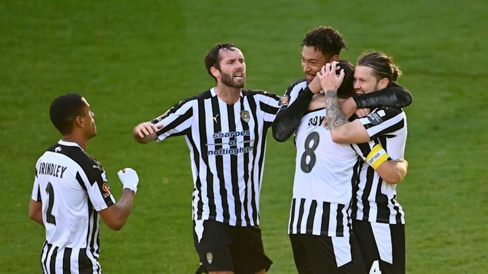 El Notts County ganó la FA Cup   Laurence Griffiths/Getty Images