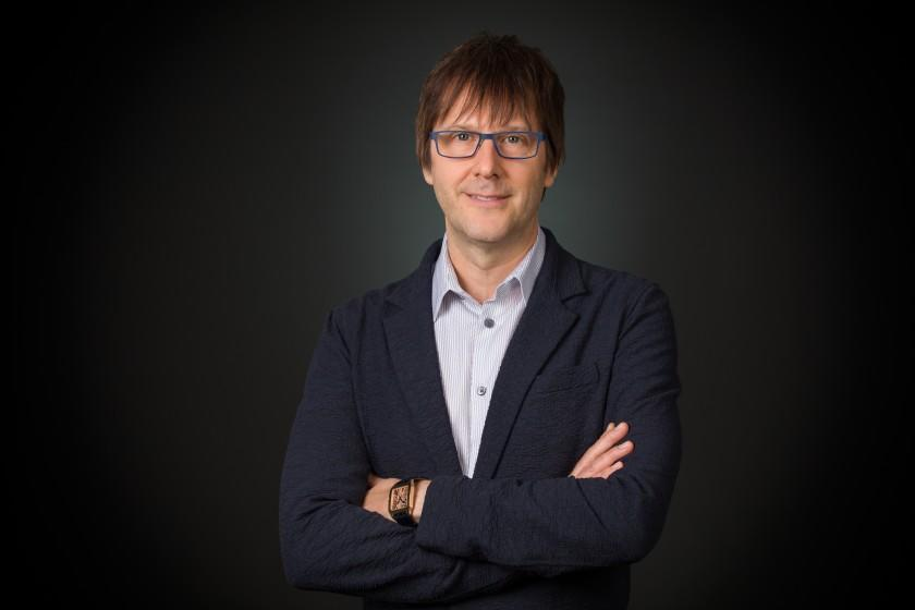 Mark Cerny, video game designer behind the Sony PlayStation 5.