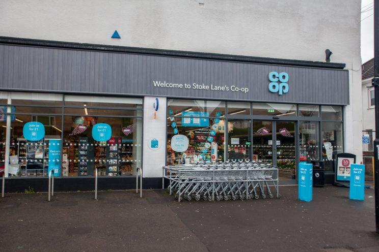 The Bristol Co-Op (SWNS)
