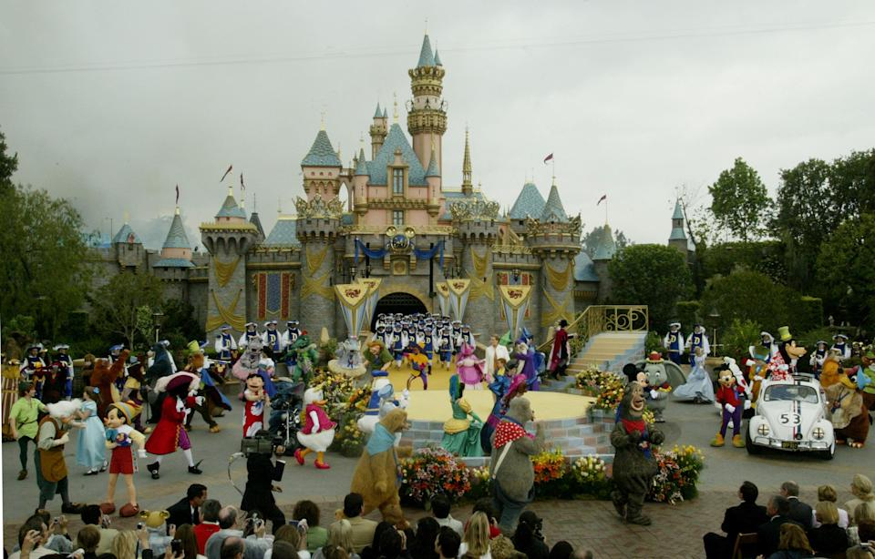 An outbreak of Legionnaires' disease hit Disneyland in California last month, leading the park to close down two cooling towers. (Photo: Fred Prouser / Reuters)