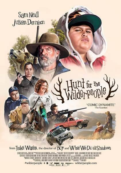 Hunt for the Wilderpeople (Sony Pictures Releasing)