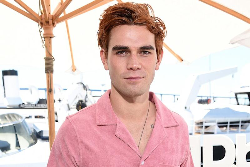 KJ Apa | Michael Kovac/Getty