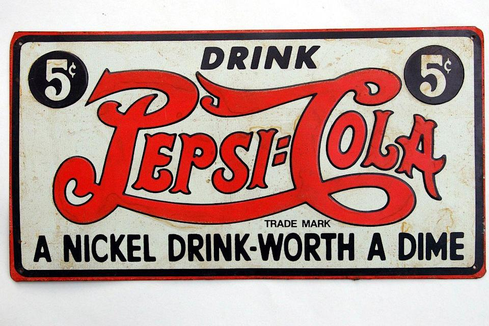 <p>Vintage-style ads are popular for home decor and actual vintage ads are highly sought after as well. Everything from soft drinks to gasoline can get you paid. (This is especially true for anything with Coca-Cola branding.)</p><p><strong>What it's worth: </strong>Up to $15,000<br></p>