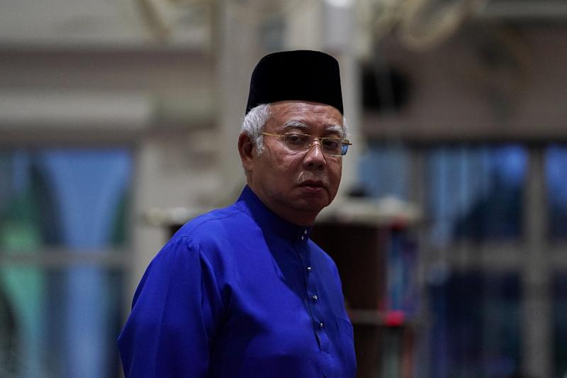 Khazanah noted that the shares were issued to the Finance Ministry, which was headed then by Datuk Seri Najib Razak. — Reuters pic