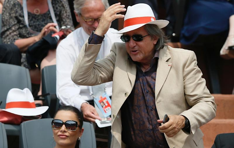 Ilie Nastase arrested twice in a day for traffic offenses