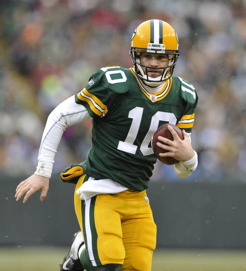 QB, offensive line question marks for Packers
