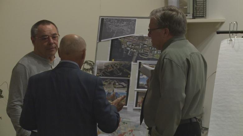 '10 storeys is dangerous': Residents question downtown plan
