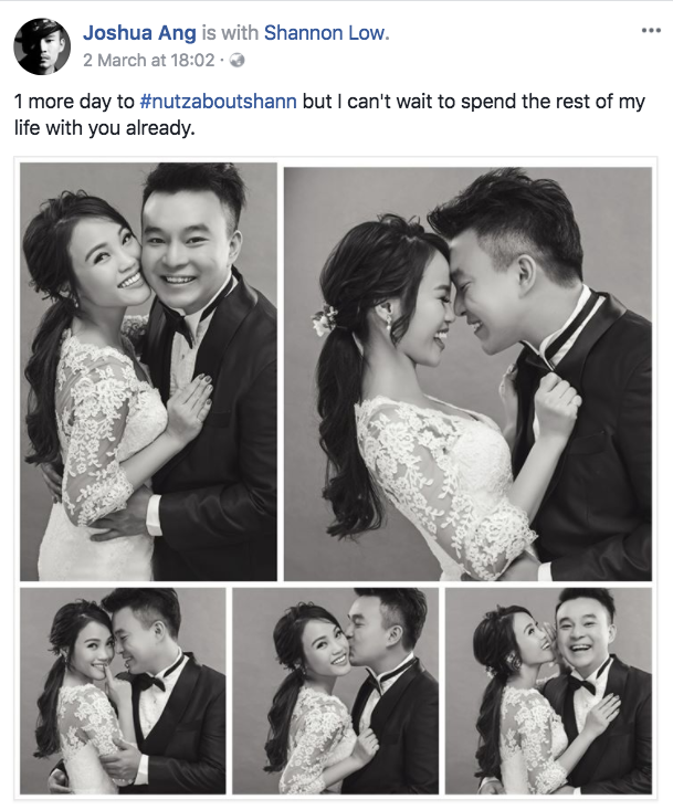 Stup Wife: 'I Not Stupid' Star Joshua Ang Is Going To Be A Father