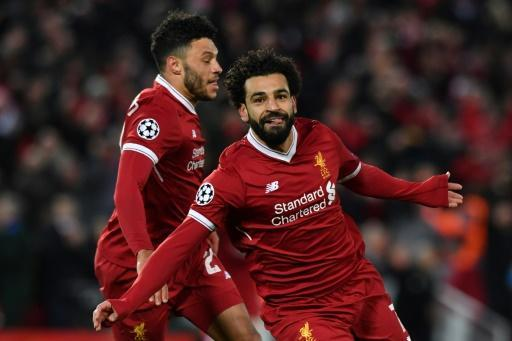 Mohamed Salah has lit up this season's Champions League on Liverpool's run to the final