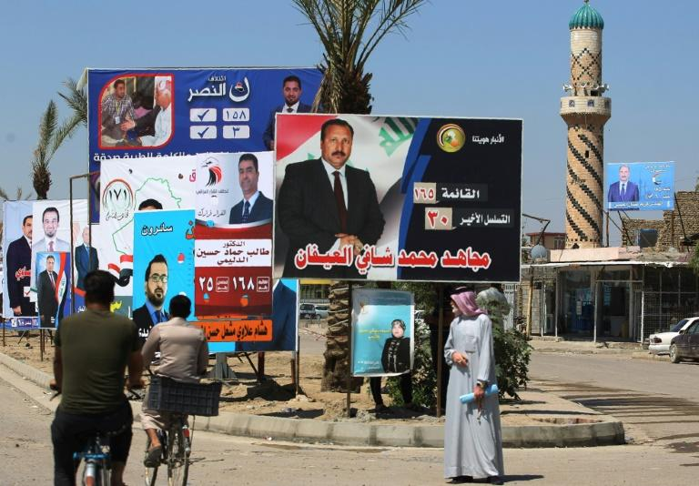 """The Iraqi people, in general, want to see radical and complete change. We will not accept the same faces under different (party) names and slogans,"" said Sheikh Mohammed al-Nimrawi, a leader of the Khalidiya tribes in Ramadi"