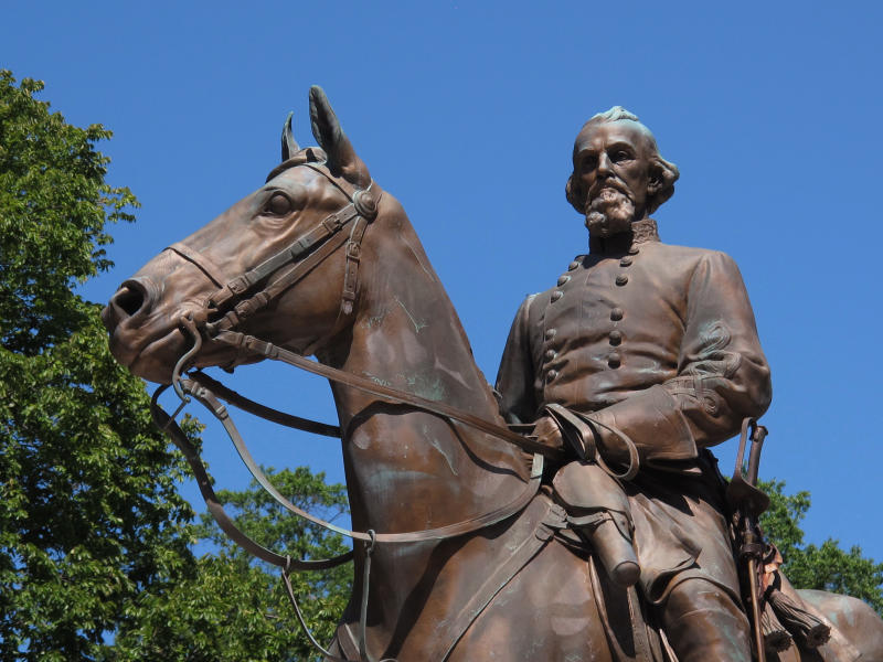 Confederate Monuments Tennessee