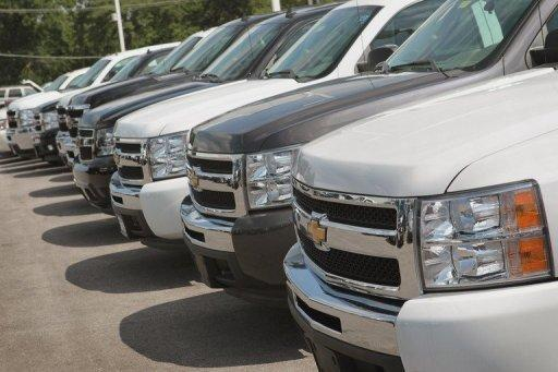 GM recalls 119,000 US trucks over hood latches