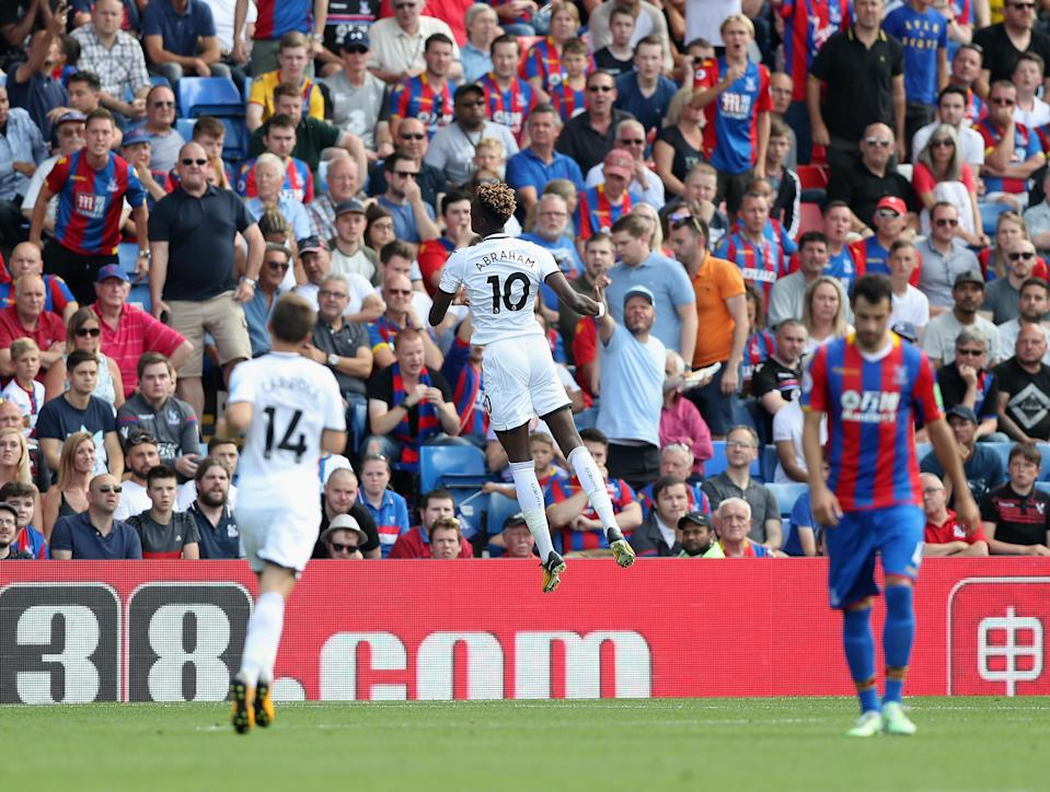 Crystal Palace were well beaten by Swansea on the weekend