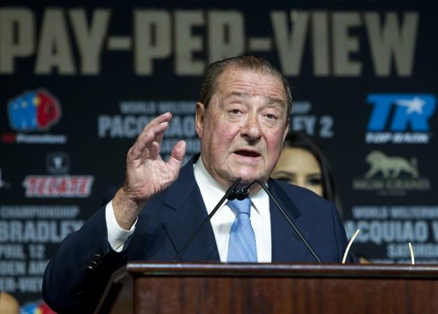 Bob Arum, Manny Pacquiao, Amir Khan, Pacquiao - Khan Fight could happen in November, Jeff Horn, boxing, boxing news