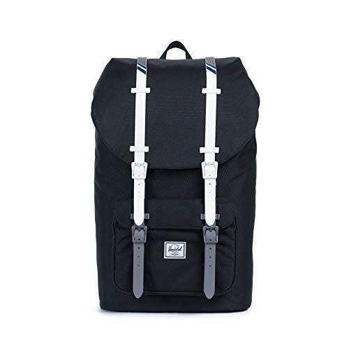 """<p><strong>Herschel</strong></p><p>amazon.com</p><p><strong>$99.99</strong></p><p><a href=""""https://www.amazon.com/dp/B07S8F96W5?tag=syn-yahoo-20&ascsubtag=%5Bartid%7C10055.g.27508273%5Bsrc%7Cyahoo-us"""" rel=""""nofollow noopener"""" target=""""_blank"""" data-ylk=""""slk:Shop Now"""" class=""""link rapid-noclick-resp"""">Shop Now</a></p><p>This Herschel backpack is ideal for college students who want a more unique backpack design. It's the <strong>perfect mix of casual and professional</strong>, thanks to its simple colorblock design. The small exterior pocket in the front is perfect for easy-to-grab essentials like lip balms or pens. Available in nearly 50 colors and patterns including stripes and camo prints, you are sure to find a look that'll let your personality shine on campus. <br></p>"""