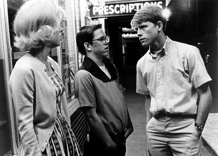 'American Graffiti' had one of the first epilogues in modern movies (Photo: Everett Collection)