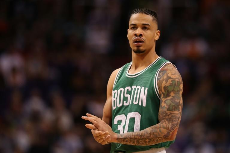 Gerald Green scored 18 points as the Boston Celtics clinched their first Eastern Conference title in nine years with a 112-94 win over the Milwaukee Bucks, at TD Garden in Boston, Massachusetts, on April 12, 2017