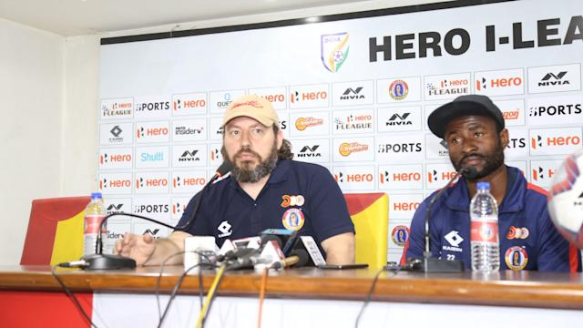 Mario Rivera praised his players' performance and attitude after draw against Punjab FC at home...