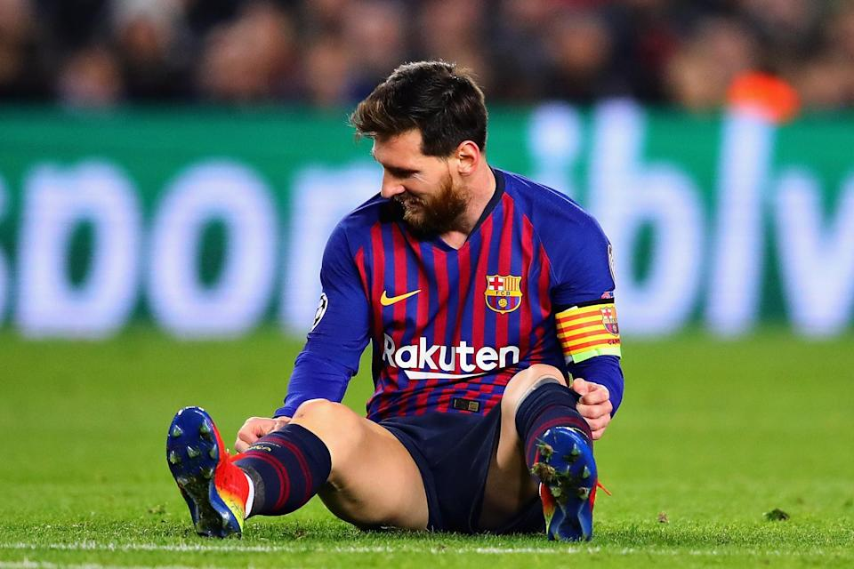 Eleven Sports hold the rights to La Liga, featuring Barcelona's Lionel Messi. Photo: Chris Brunskill/Fantasista/Getty Images