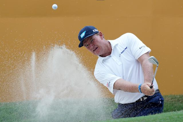 Ernie Els reaches remarkable milestone that not even Tiger Woods can claim