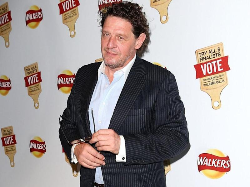 Marco Pierre White seems to still be annoyed by his feud with Matt Preston. Source: Getty