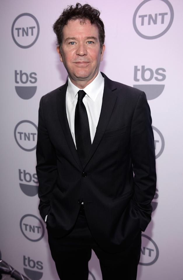 """Timothy Hutton (""""Leverage"""") attends the TNT/TBS 2012 Upfront Presentation at Hammerstein Ballroom on May 16, 2012 in New York City."""