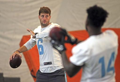 Jay Cutler Impresses In Miami Dolphins Debut